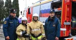 «Школа безопасности» от МЧС Крыма в «Артеке». Первые итоги