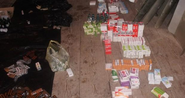 Украинец хотел провезти в Крым 50 кг лекарственных препаратов