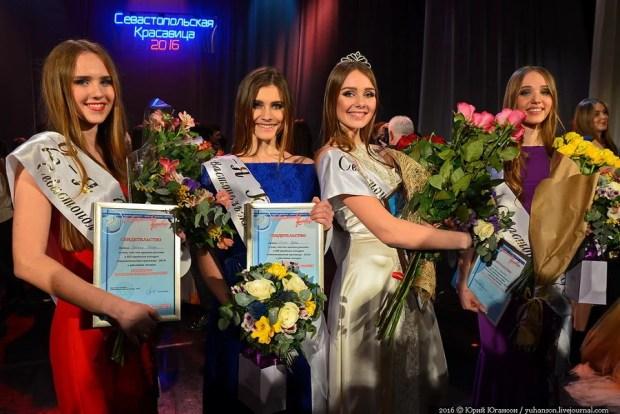 Совсем скоро – очередной конкурс «Севастопольская красавица»