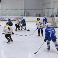 День зимних видов спорта в Симферополе - хоккейный матч и выступления фигуристов