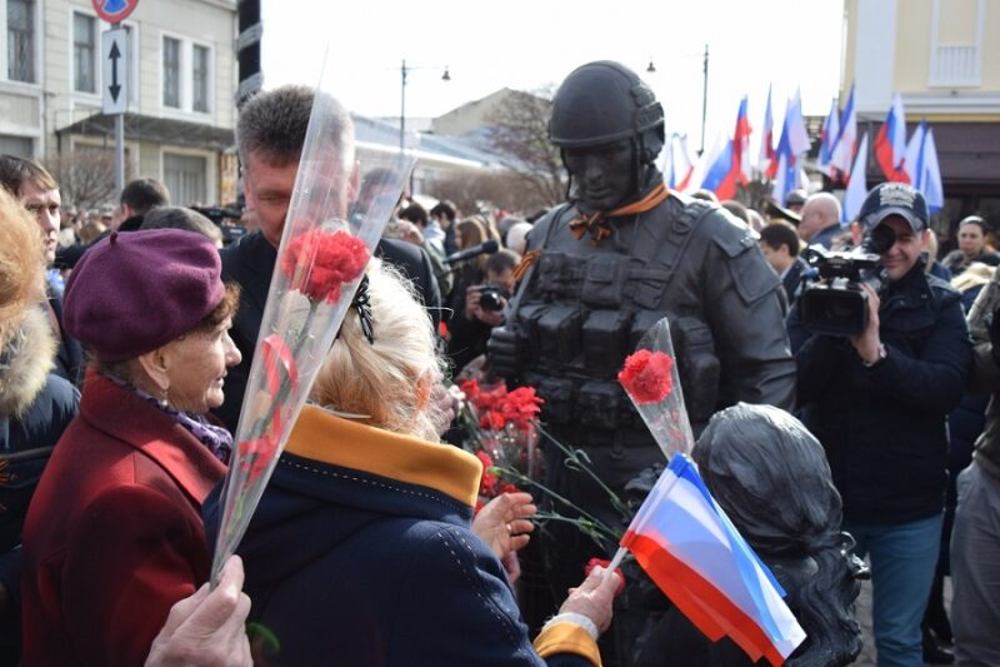В Российской Федерации отмечают День сил спецопераций