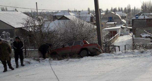 ДТП в Крыму: 31 января