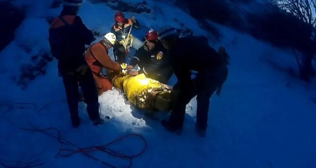 На Долгоруковской яйле турист провалился в вертикальную пещеру-шахту