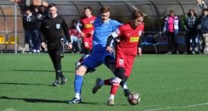 Продолжается розыгрыш Открытого зимнего Кубка Крымского футбольного союза