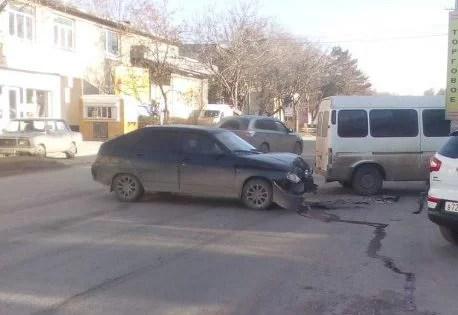 ДТП в Крыму: 8 и 9 февраля