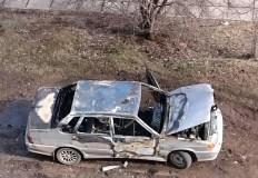 В Симферополе возобновились поджоги автомобилей?