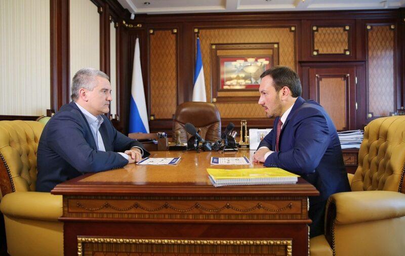Аксенов распорядился остановить акцию распродажи приморских участков вЯлте