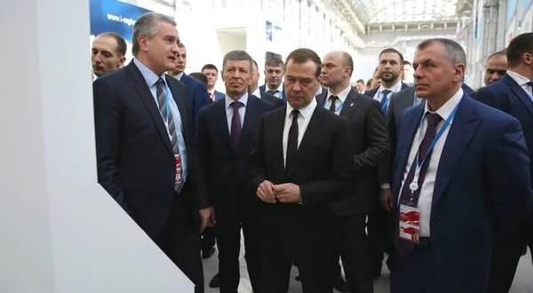 В Сочи стартовал Российский инвестиционный форум. Крым и Севастополь настроены решительно