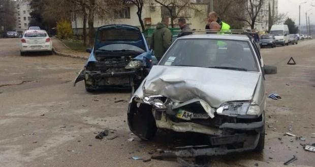 ДТП в Крыму: 14 марта