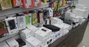 Более 260 мобильных устройств, не прошедших «таможенную очистку», изъяты в Симферополе