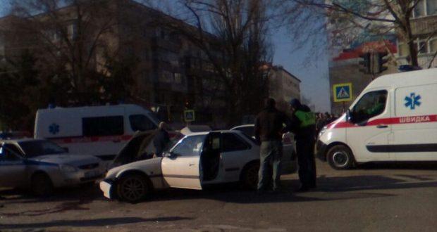 ДТП в Крыму: 29 марта... когда отечественное авто крепче иномарки