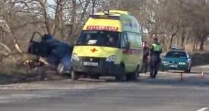Трудный день Феодосийской трассы: авария, труп, пожар