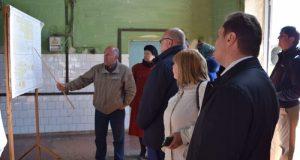 Проблема жителей села Укромного – неприятный запах от очистных сооружений – будет устранена