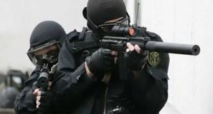 Бойцы спецназа ФСБ защитили Керченский мост от террористов