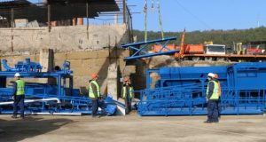 В марте заработает Севастопольский государственный асфальтобетонный завод