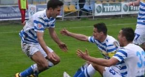 ФК «Севастополь» поднимается на второе место в таблице Чемпионата Премьер-лиги КФС