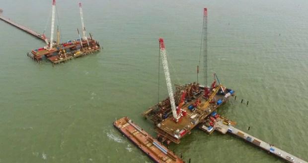Строительство Крымского моста – под строгим контролем