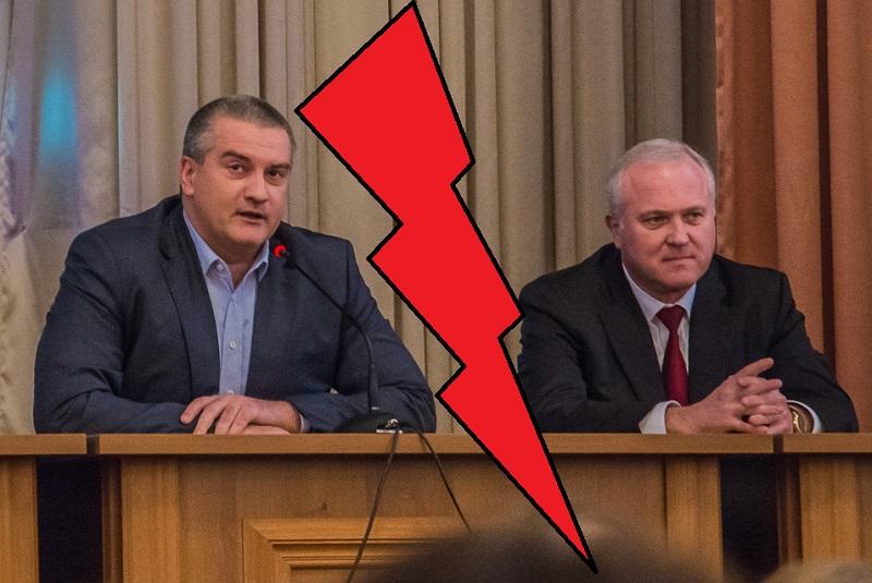 Сергей Аксёнов намерен добиться смены руководства КФУ. Ректор вуза парирует «удар»