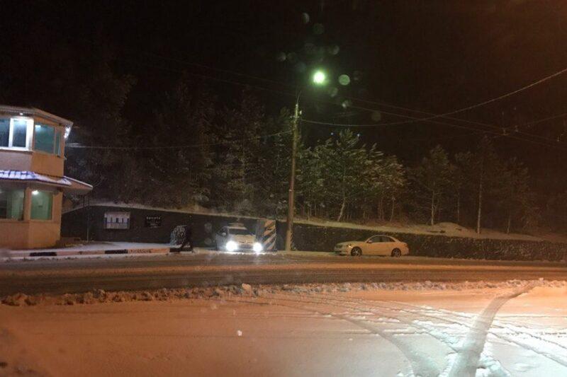 ДТП в Крыму: 21 апреля. Зима в апреле водителей полуострова застала врасплох