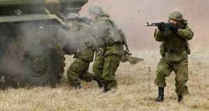 В Крыму проверка воинских частей