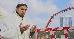 В Симферополе дали старт заливке фундамента Соборной мечети