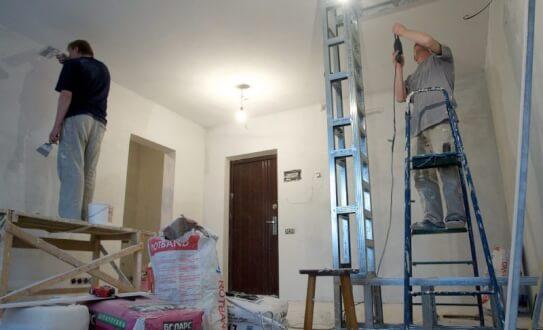 Новые квартиры в Крыму - заплатить за ремонт и... переделать его заново