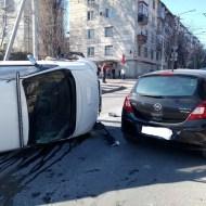 ДТП в Севастополе, 3 апреля. Трактор победил всех, но не виноват