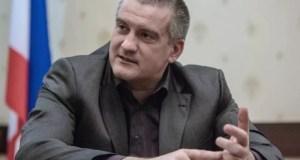 Крымский премьер Сергей Аксёнов – в тройке цитируемых глав регионов-блогеров