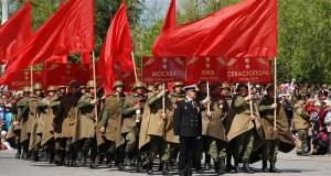 День Победы в Евпатории. Программа праздничных мероприятий