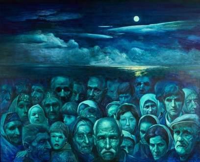 Выставка «Трагедия народа» открывается в Бахчисарае