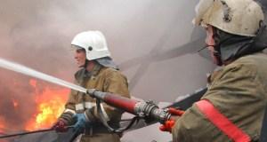 В южнобережном поселке Парковом на пожаре погиб человек