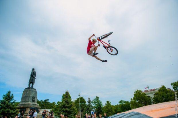 """""""ВелоПобеда 2017"""" в Севастополе - 28 мая"""