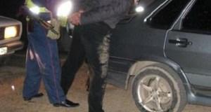 В Гурзуфе «по горячим следам» задержали пьяного угонщика