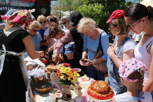 Фестиваль национальной кухни народов Крыма в Севастополе