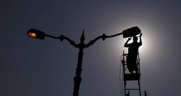 """Наружное освещения Ялты приводят в порядок - уверяют в МУП """"Ялтагорсвет"""""""