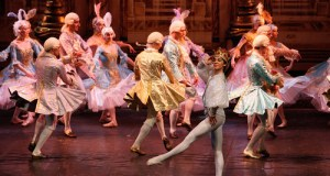 4-6 июля в Крыму - гастроли балетной труппы Олега Виноградова