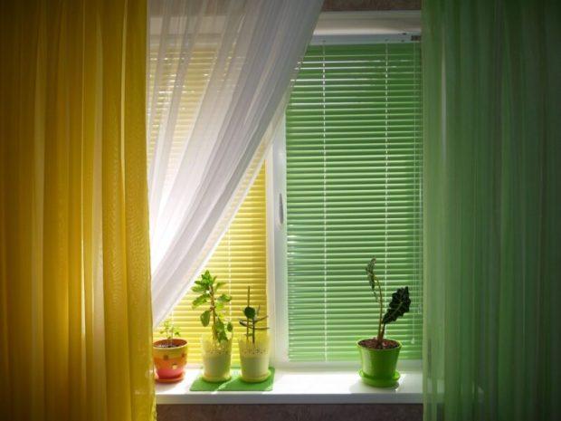 """""""Одеваем"""" окна в квартире и в доме: жалюзи - подарок из Франции"""