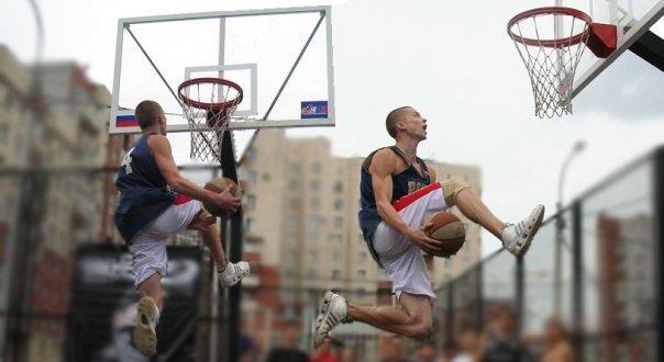 10 июня в Симферополе - Фестиваль по уличному баскетболу