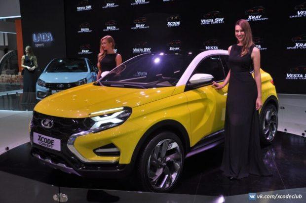Самые популярные марки авто в России: Toyota и... Lada