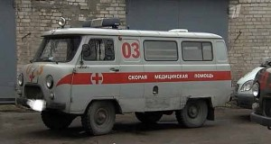 В Крыму на металлолом сдадут 19 старых машин «Скорой помощи»