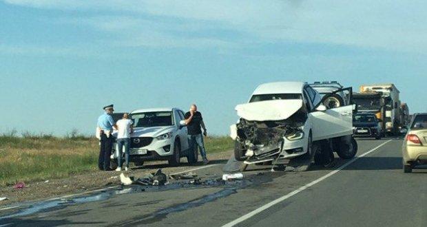 ДТП в Крыму: 19 июня. Пешеходам не везло...
