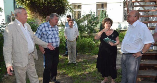Симферополь начинает проект реновации ветхого жилья