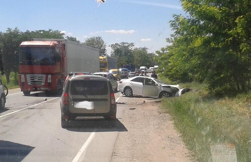 ДТП в Крыму: 27 июня. Трагичный день - погибли трое. В том числе и мужчина-долгожитель