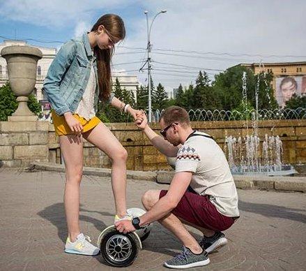 И спорт, и отдых, и модное средство передвижения - выбираем гироскутер!