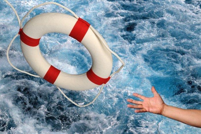 В Балаклаве столкнулись катер и маломерное судно