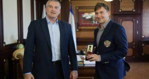 В МДЦ «АРТЕК» откроется Школа шахмат гроссмейстера Сергея Карякина