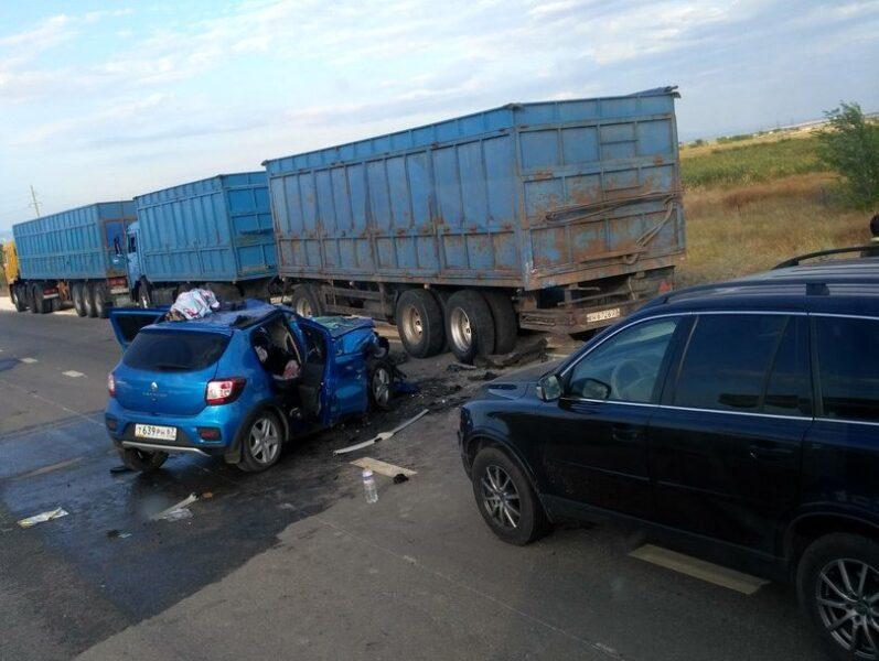 """ДТП в Крыму: 22 и 23 июля. Выходные дни оказались """"богатыми"""" на аварии"""