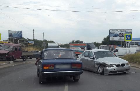 ДТП в Крыму: 18 и 19 июля