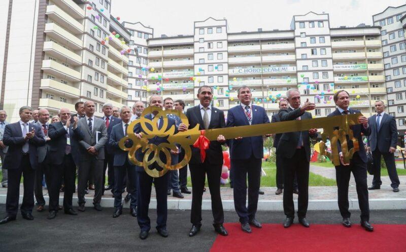 Руководитель КЧР награжден медалью «25 лет образования Республики Ингушетия»