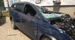 ДТП в Крыму: 26 и 27 июля. Мотоциклист потерял пассажира, а БТР въехал в КАМАЗ
